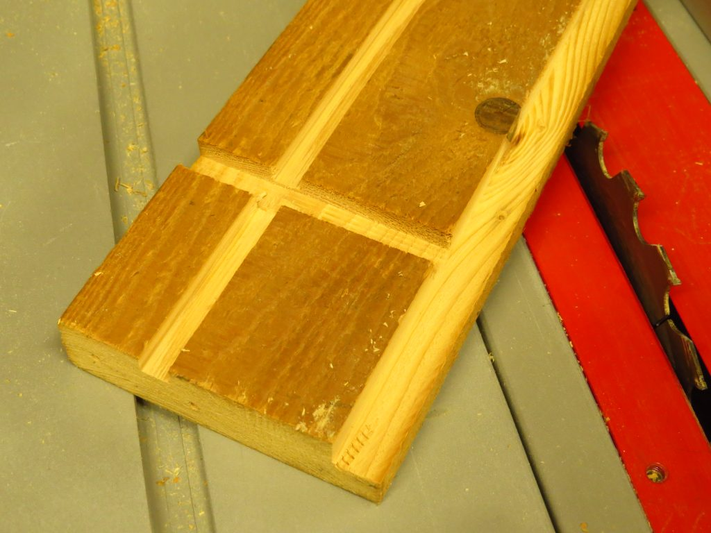 table saw basics - dados, rabbets and grooves
